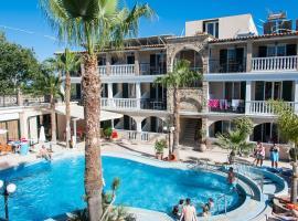 Zante Plaza Hotel & Apartments, apartment in Laganas