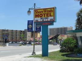 Shore Winds Motel, motel in Daytona Beach