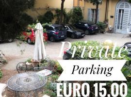 Hotel Villa Liana, hotel in zona Stazione di Campo di Marte, Firenze