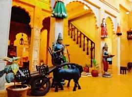 Jaisal Bagh Boutique, hotel in Jaisalmer
