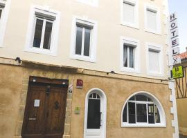Logis Hôtel Restaurant Métropole, hôtel à Mirande