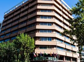Hotel Condestable Iranzo, hotel in Jaén