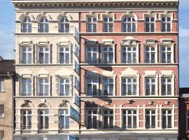 Hotel Hansehof, hotel near Port of Hamburg, Hamburg