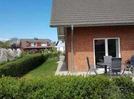 Aamon, holiday home in Zierow