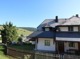 Fewo Turmblick, hotel near Schauinsland, Oberried