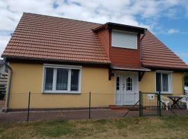 1-Zi Fewo Rankwitz,Usedom, apartment in Rankwitz