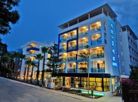 Kleopatra Ramira Hotel, отель в городе Аланья
