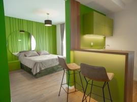 Lux Apartments, hotel in Pristina