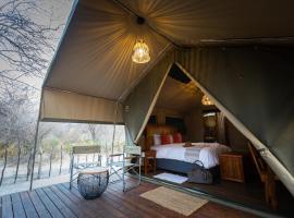 Boteti Tented Safari Lodge, hotel in Maun