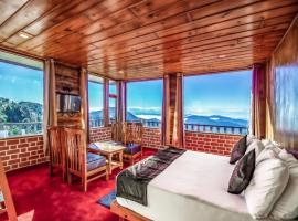 LA Riqueza Hotels - Raunsali Kanatal - Beautiful Snowcap Himalayan View, hotel in Kanatal