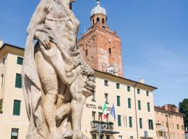 Hotel Alla Torre, hotell i Castelfranco Veneto