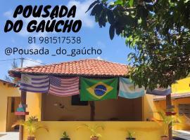 Pousada do Gaúcho, pet-friendly hotel in Porto De Galinhas