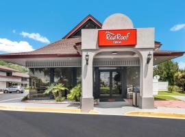 Red Roof Inn Savannah – Southside/Midtown, hotel in Savannah