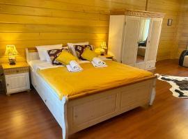 Stay House GREEN, hotel near New Jerusalem Monastery, Zelenograd