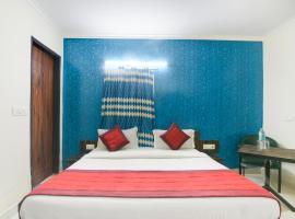 The River Park Hotel, hotel in New Delhi