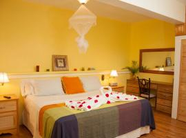 Diamond View Cottages, hotel in Roseau