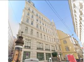 Hotel Domizil, מלון בוינה