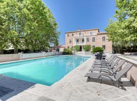 Domaine de la Nerthe, hotel in zona Aeroporto di Marsiglia Provenza - MRS, Gignac-la-Nerthe