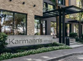 Karmann's Hotel - Yantar Hall, отель в Светлогорске