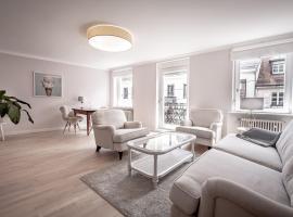 Boutique Charme Apartments, Ferienwohnung mit Hotelservice in Baden-Baden