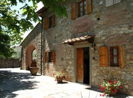 Podere Fichereto, hotel in Scandicci