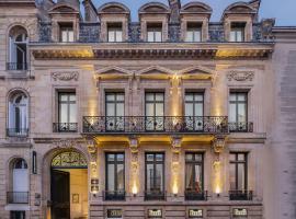 Hôtel Le Palais Gallien, hôtel à Bordeaux près de: Hangar 14 Centre des congrès et parc des expositions