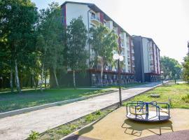 SUNRISE Park Hotel Relax & Spa, hotel near Nemo Anapa Dolphinarium, Anapa