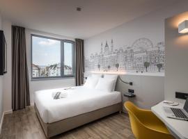 B&B Hotel Budapest City, hotel in Boedapest