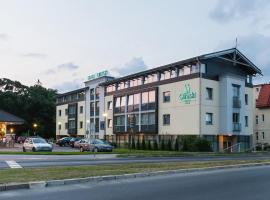 Hotel Oliwski, hotel in Gdańsk