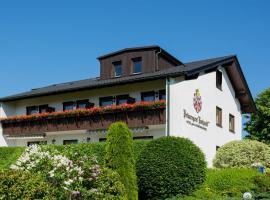 Gästehaus Prinzregent Luitpold, Hotel in Bad Steben