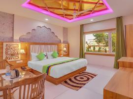 Treebo Trend Tropical Roots, hotel en Haridwar