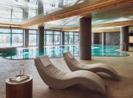 Villa Park Med. & SPA, hotel in Ciechocinek