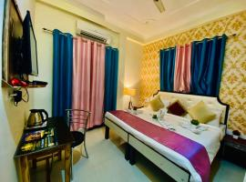 The Indraj Palace Hotel, luxury hotel in Jaipur