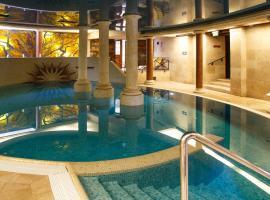 Meduza Hotel & Spa – hotel w mieście Mielno