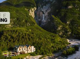 Hotel Boka, hotel in Bovec
