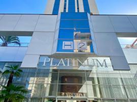 H2 Platinum Lourdes, hotel in Belo Horizonte