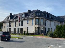 Zane's apartment, hotel in Valmiera