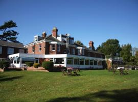 Gipsy Hill Hotel, hotel near Exeter International Airport - EXT,