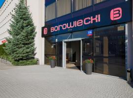Hotel Borowiecki, отель в Лодзе