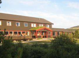 Høvringen Fjellstue, hotell på Høvringen