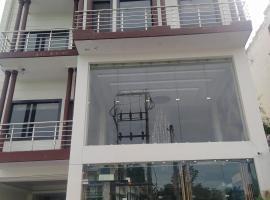 Hotel Geeta Residency Haridwar, hotel en Haridwar