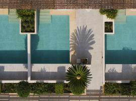 Asterion Suites & Spa, hotel in Gerani Chanion