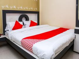 Vaccinated Staff - OYO 31017 Hotel Nirmala, hotel in Agartala