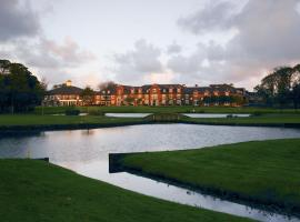 Formby Hall Golf Resort & Spa, hotel in Southport