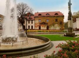 Restauracja - Hotel Mocca D'oro, hotel in Mikołów