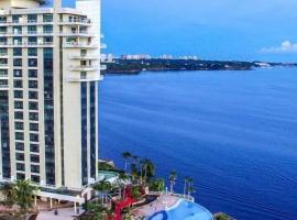 Tropical Executive Hotel Apartamento grande com varanda, hotel in Manaus