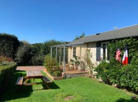 Little Omaha, vacation home in Vierville-sur-Mer
