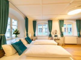 Urban Flair Hotel, Hotel in der Nähe vom Flughafen Memmingen - FMM, Memmingen