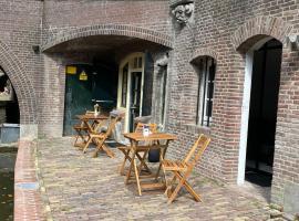 Slapen onder de Dom, budget hotel in Utrecht