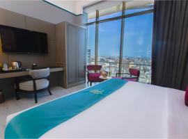 Hujra Hotel Tahlia Jeddah, hotel in Jeddah